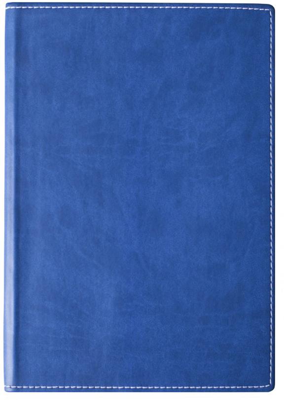 Attache Тетрадь 120 листов в клетку А5 цвет синий