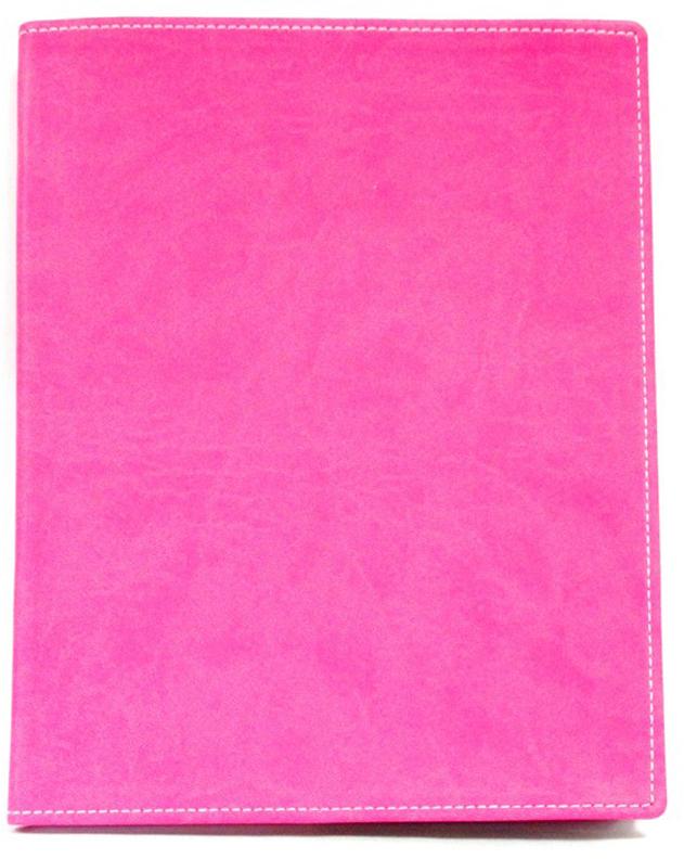 Attache Тетрадь 120 листов в клетку А5 цвет розовый