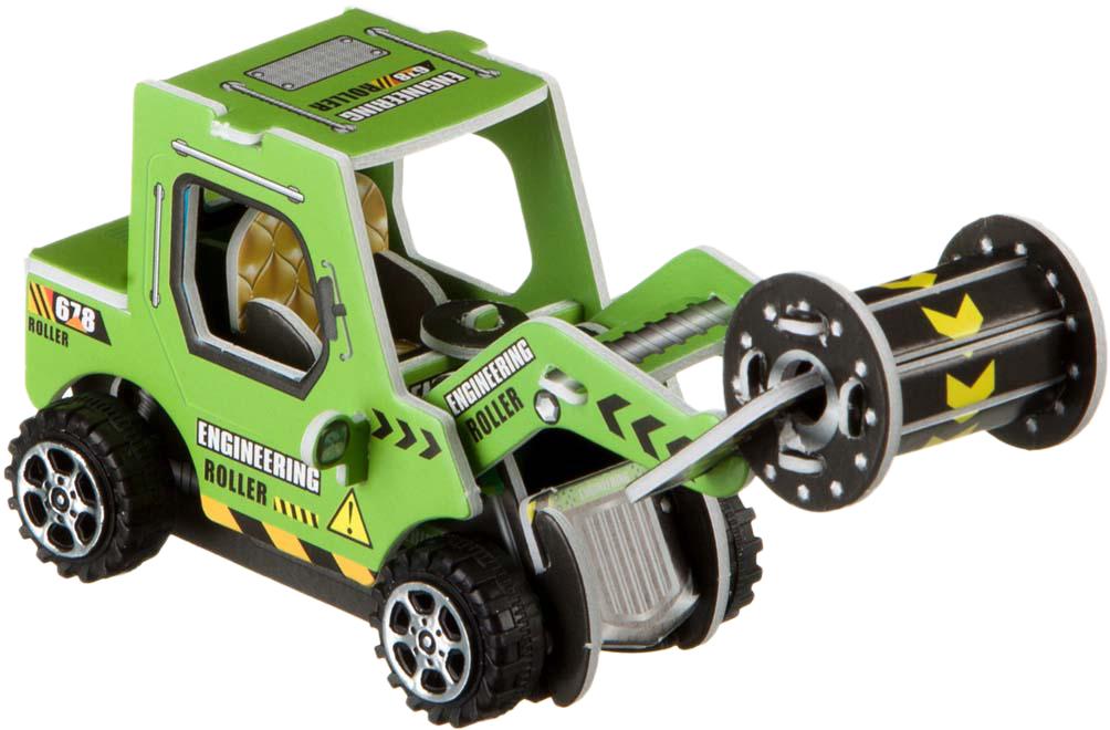 Bondibon Сборная 3D модель Каток цвет зеленый цены онлайн