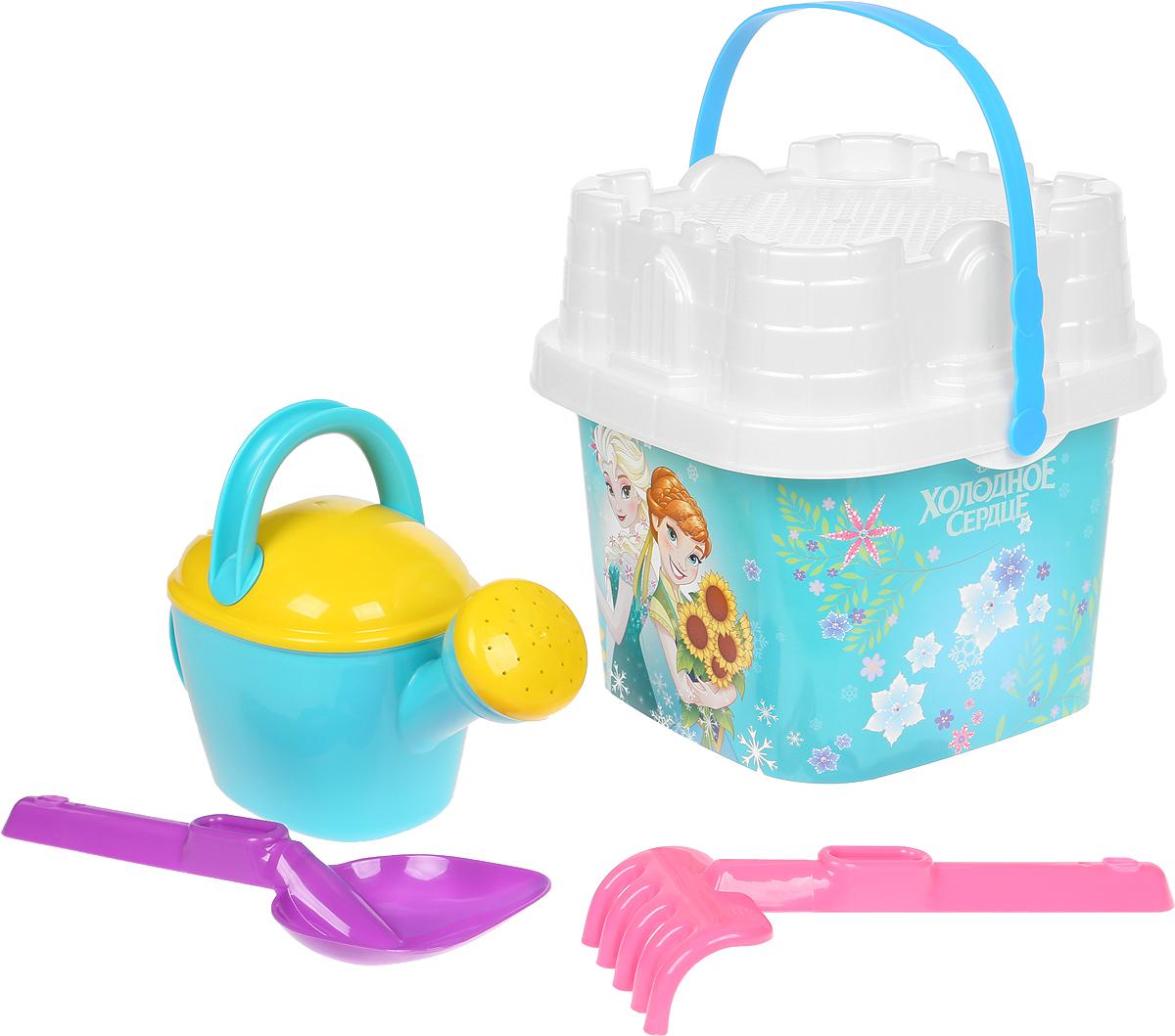 Disney Набор игрушек для песочницы Холодное сердце №18, цвет в ассортименте