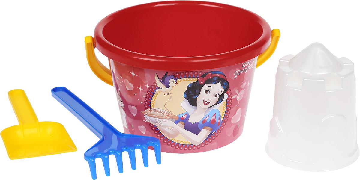 Disney Набор игрушек для песочницы Принцесса №7, 4 предмета, цвет в ассортименте