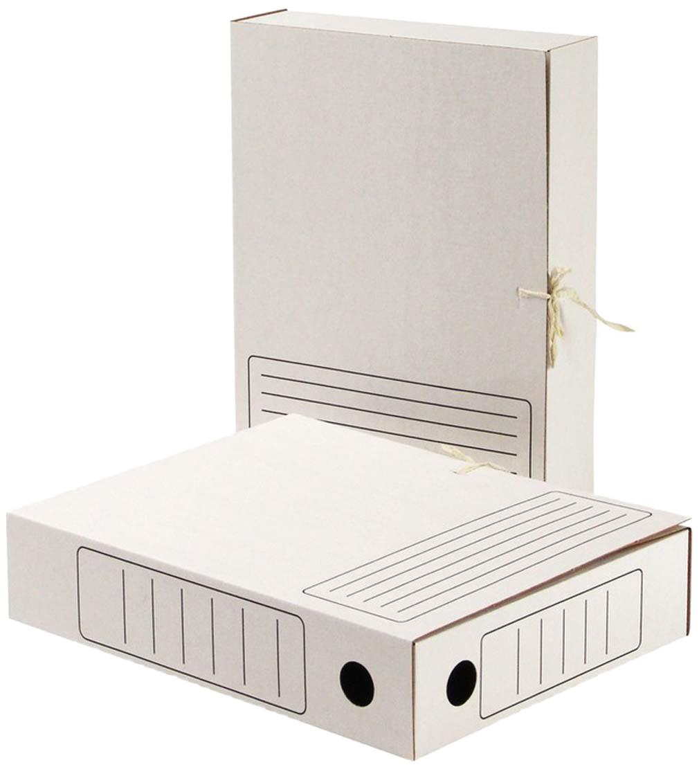 Фото - Attache Папка-регистратор с завязками А4 обложка 75 мм цвет белый [супермаркет] jingdong геб scybe фил приблизительно круглая чашка установлена в вертикальном положении стеклянной чашки 290мла 6 z