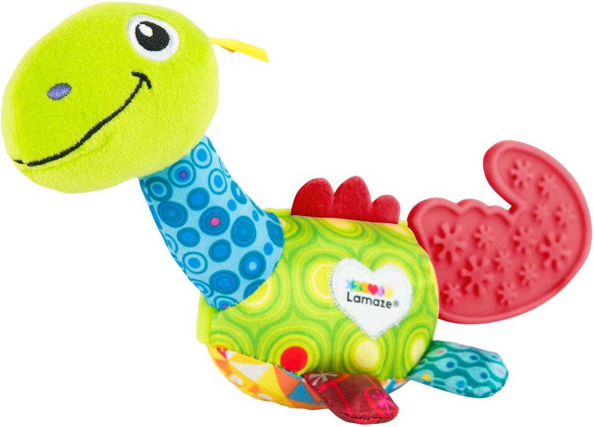 Tomy Развивающая игрушка Мини-динозавр