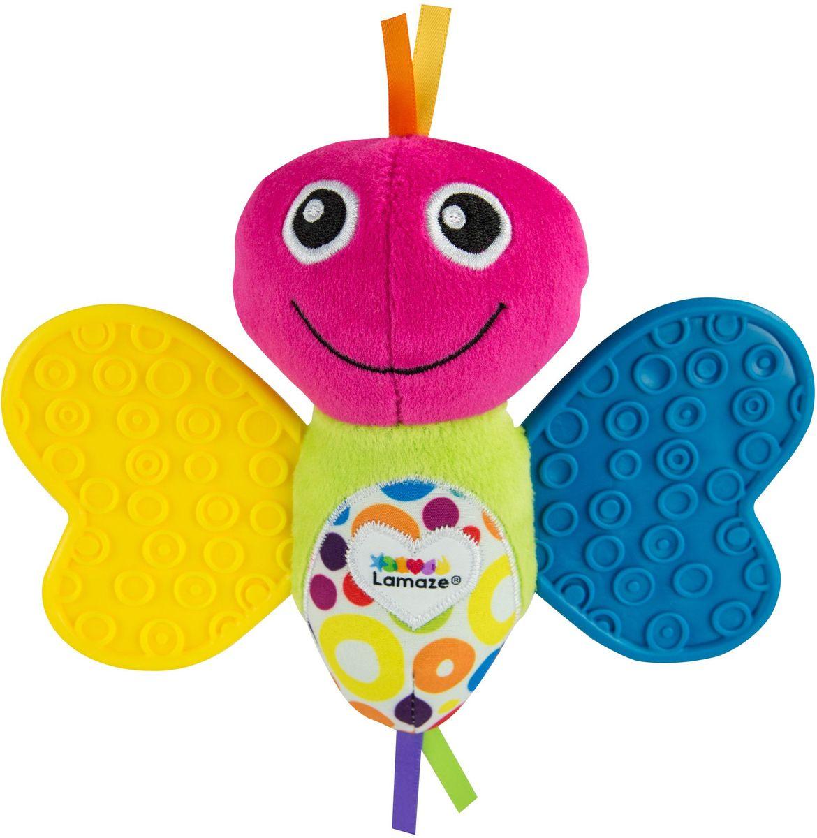 Tomy Развивающая игрушка Мини-бабочка
