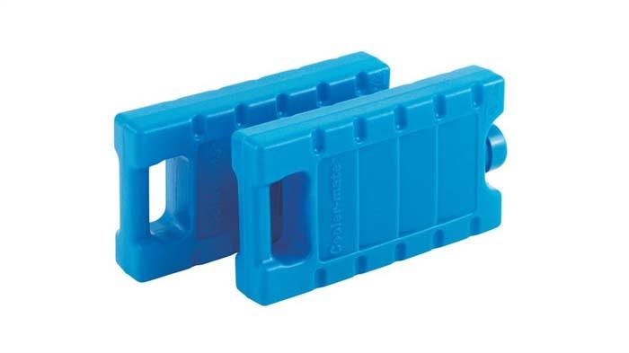 Аккумулятор холода Outwell Ice Block S, цвет: синий, 200 мл, 2 шт