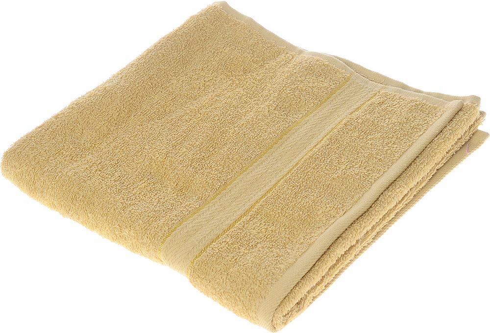 """Полотенце махровое Osborn Textile """"Колосок"""", цвет: кофе с молоком, 50 х 90 см"""