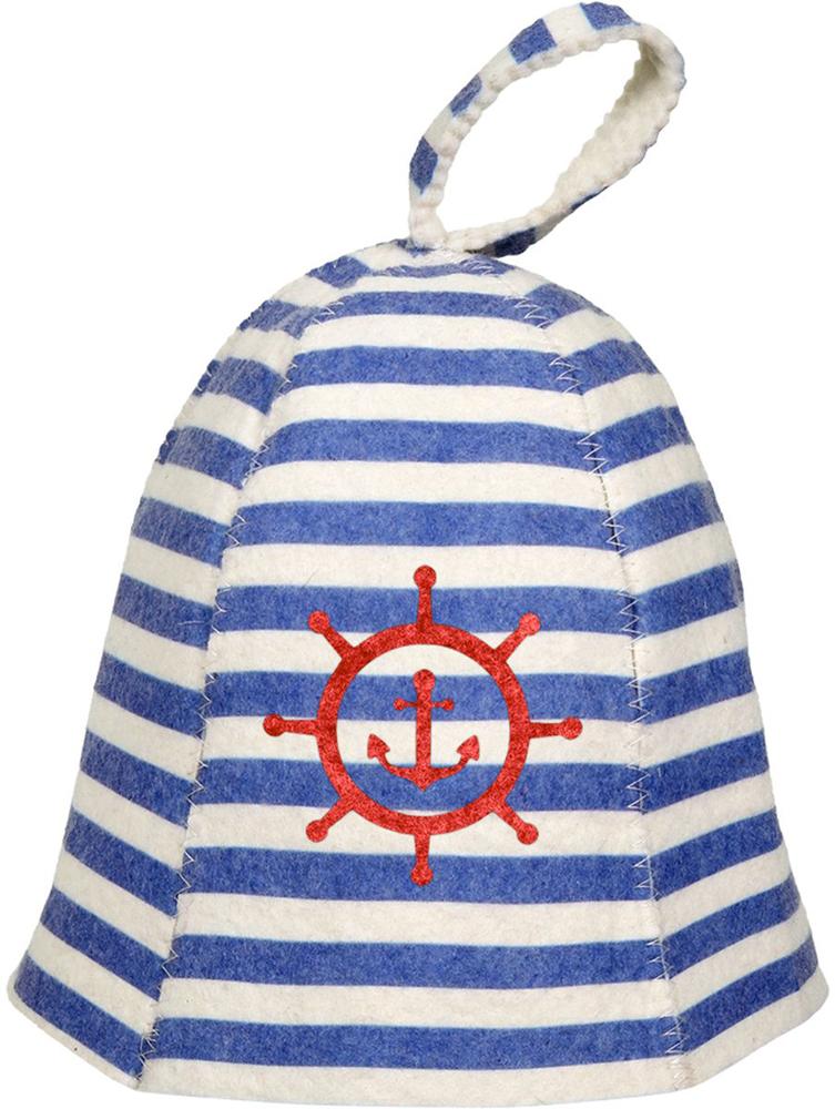 Шапка для бани и сауны Банные штучки Морская