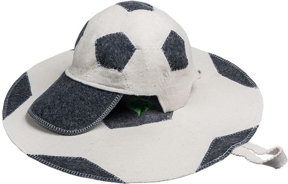 Набор для бани и сауны Банные штучки Футбольный мяч, 2 предмета. 41126 дверь для бани с фотопечатью банные штучки бурый медведь 32677