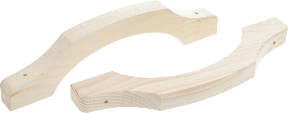 Ручка дверная для бани и сауны Доктор Баня, длина 23 см, 2 шт абажур доктор баня викинг 26 х 25 см