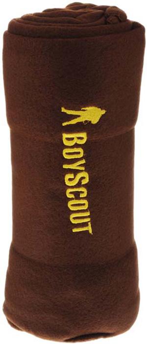 цена на Плед для пикника Boyscout, цвет: коричневый, 150 х 130 см