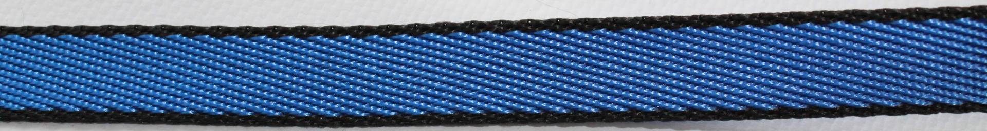 Поводок для собак Happy Friends, цвет: синий, ширина 1,4 см, длина 1,20 м поводок для собак happy friends цвет синий ширина 1 4 см длина 1 20 м