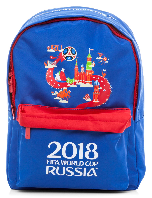 FIFA-2018 Рюкзак Basic ЧМ по футболу 2018 рюкзак для пикника цена