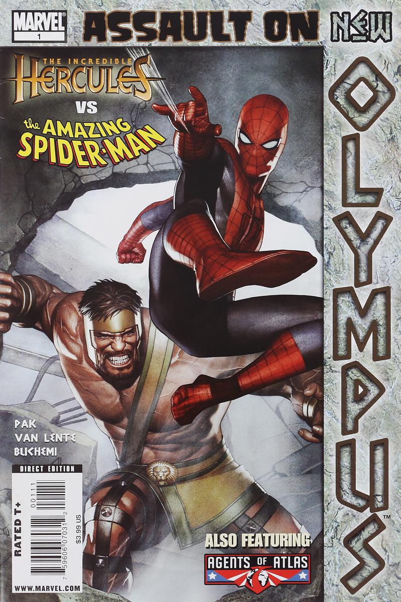Assault on New Olympus #1