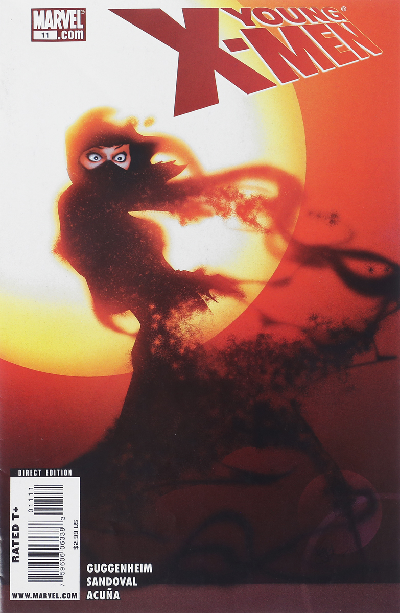 Marc Guggenheim, Rafa Sandoval Young X-Men #11