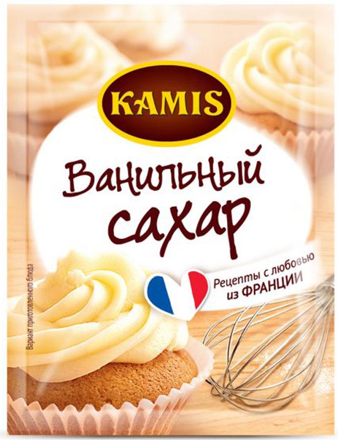 Kamis ванильный сахар 8 г