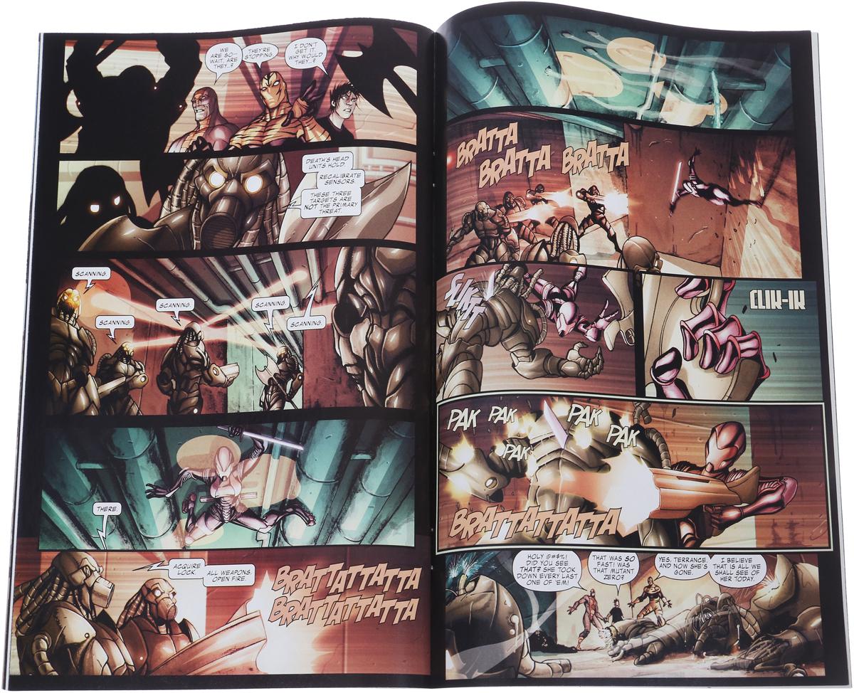Avengers: The Initiative #5 World War Hulk Tie-In