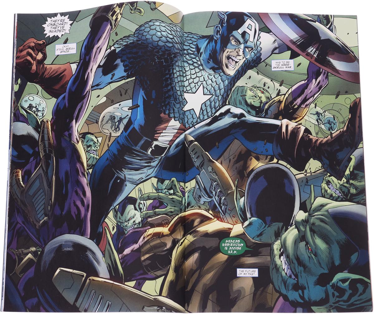Captain America: Reborn #3 Steve Rogers finds himself returning to the time Eskimos were...