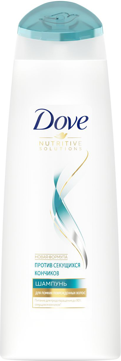 Dove Nutritive Solutions Шампунь Против секущихся кончиков 250 мл