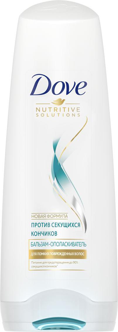 Dove Nutritive Solutions Бальзам-ополаскиватель Против секущихся кончиков 200 мл
