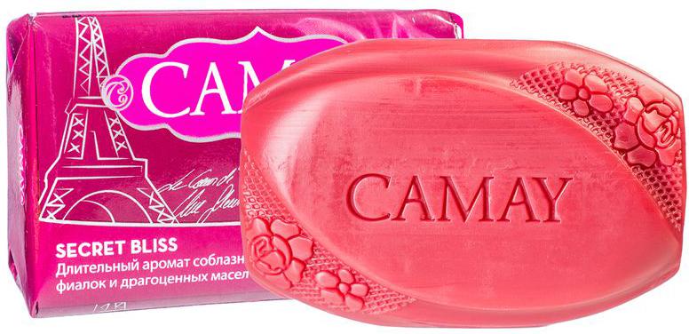 """Camay твердое мыло """"Тайное блаженство"""", 85 г"""