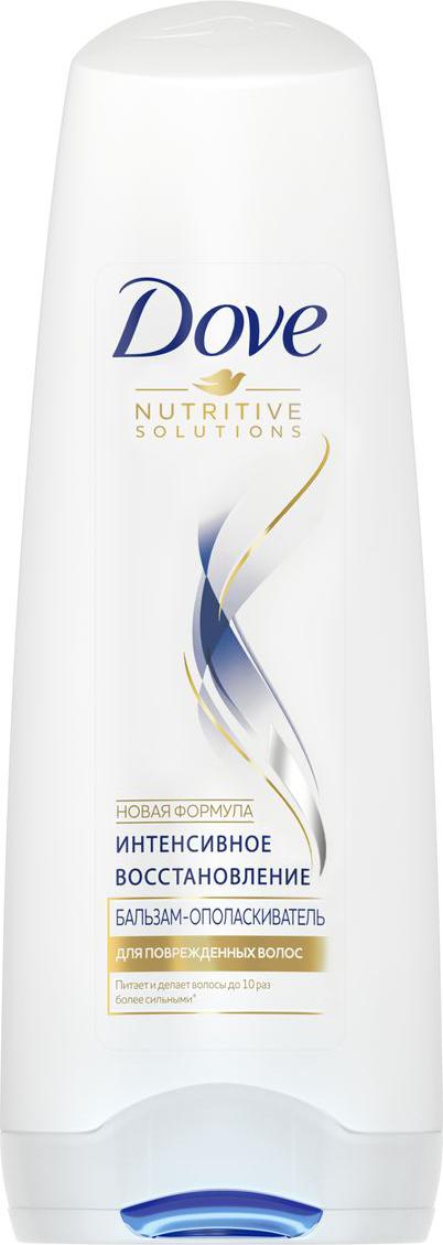Dove Nutritive Solutions Бальзам-ополаскиватель для поврежденных волос Интенсивное восстановление 200 мл