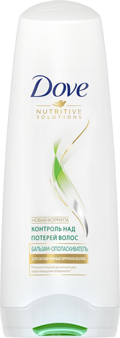 Dove Nutritive Solutions Бальзам-ополаскиватель Контроль над потерей волос 200 мл цена