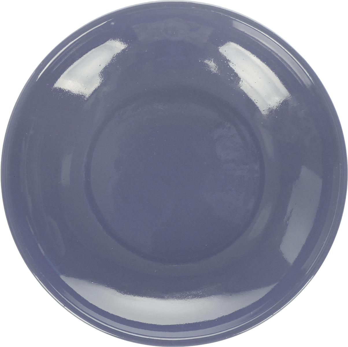 Фото - Блюдце Борисовская керамика Радуга, цвет: темно-серый, диаметр 10 см блюдце борисовская керамика радуга цвет темно серый диаметр 10 см
