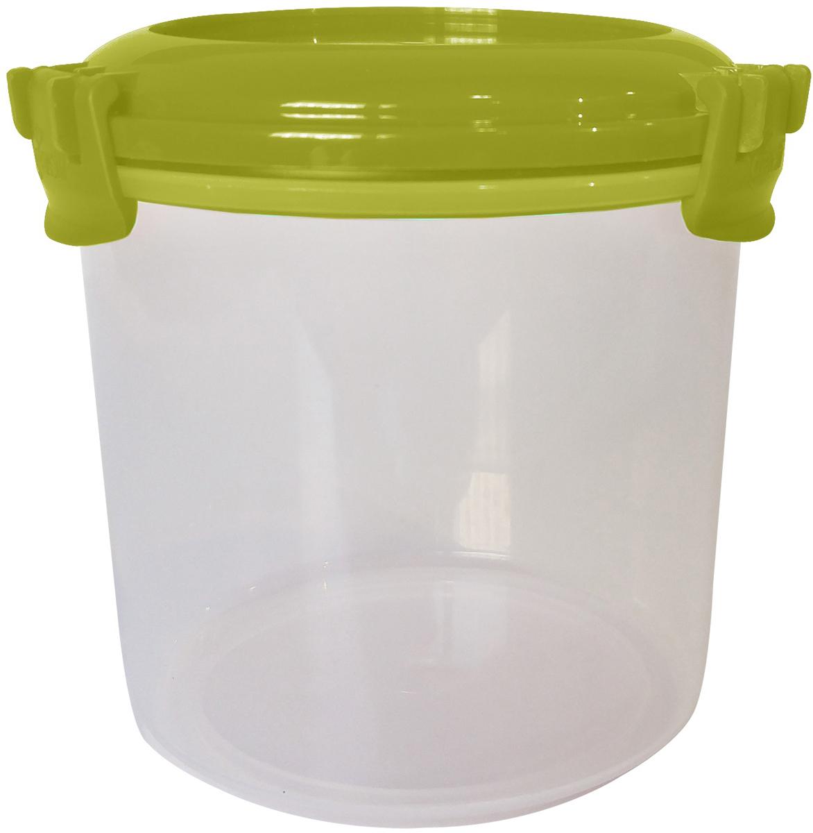 Емкость для продуктов Giaretti Fresco, цвет: оливковая роща, 0,7 л емкость для продуктов giaretti цвет оливковая роща 1 35 л