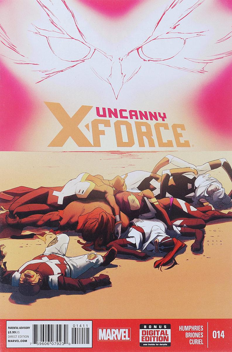 Sam Humphries, Philippe Briones, David Curiel Uncanny X-Force #14