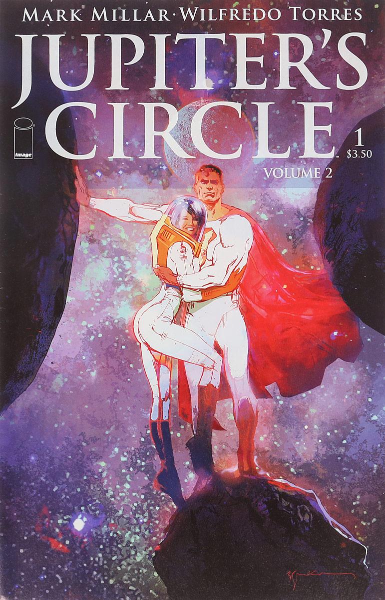 Mark Millar, Wilfredo Torres Jupiter's Circle #1