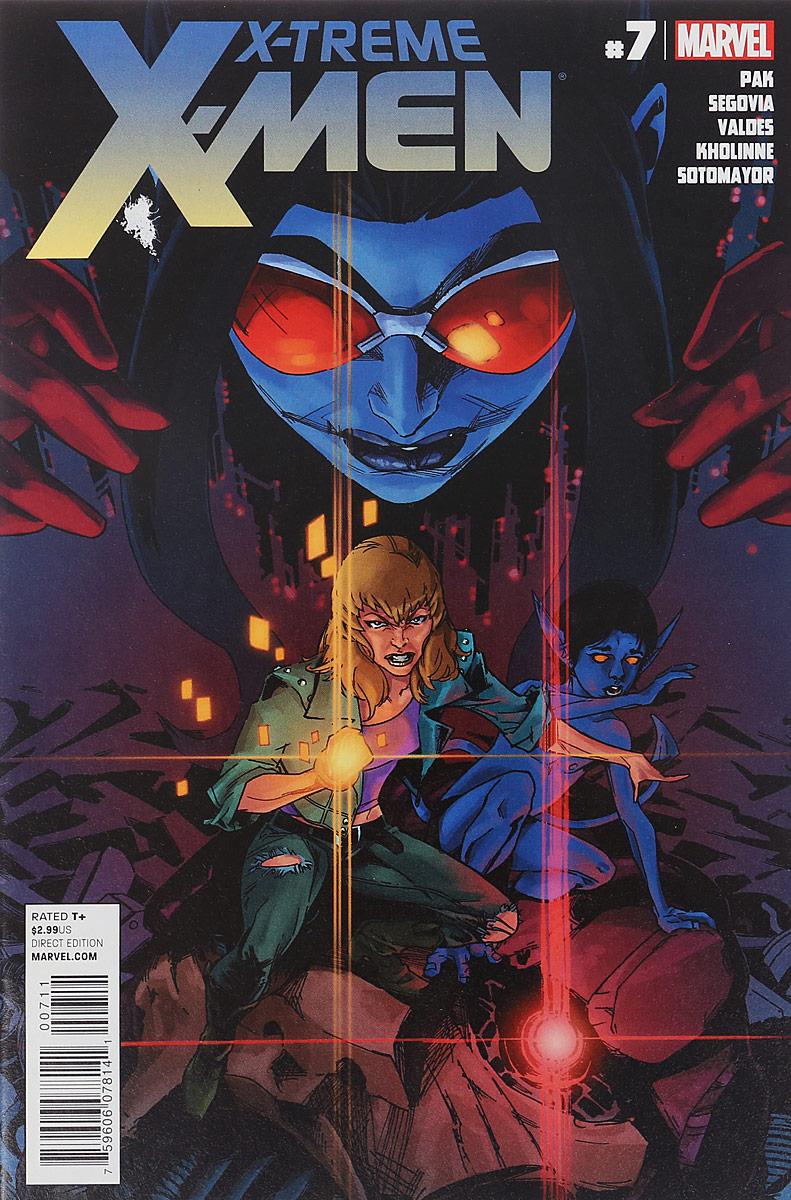 Greg Pak, Stephen Segovia, Raul Valdes, Jessica Kholinne X-Treme X-Men #7