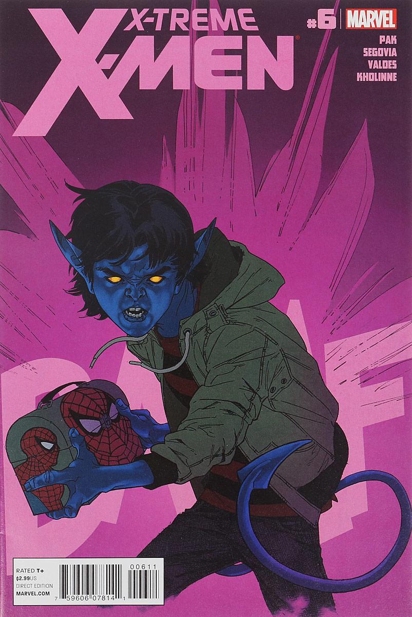 Greg Pak, Stephen Segovia, Raul Valdes, Jessica Kholinne X-Treme X-Men #6
