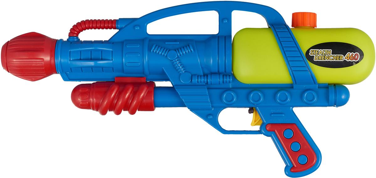 4HOME Водяное оружие цвет синий 460 водяное оружие 1toy карандаш фиолетовый т59457