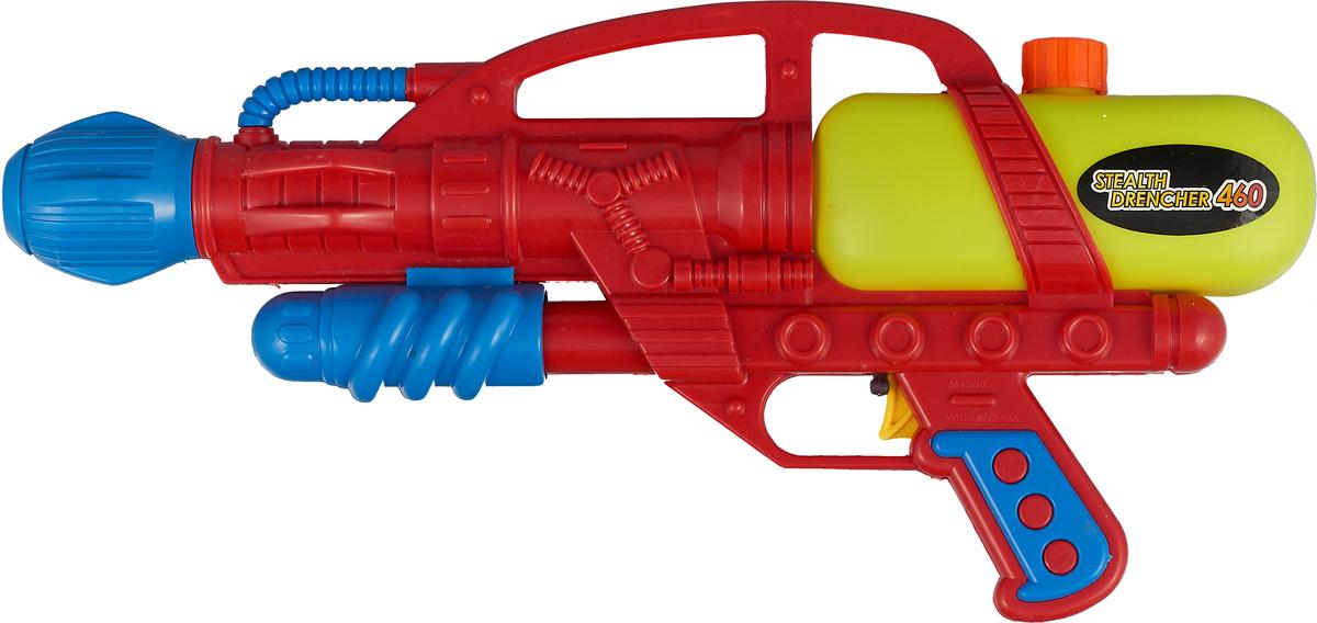 4HOME Водяное оружие цвет красный 460 водяное оружие 1toy карандаш фиолетовый т59457