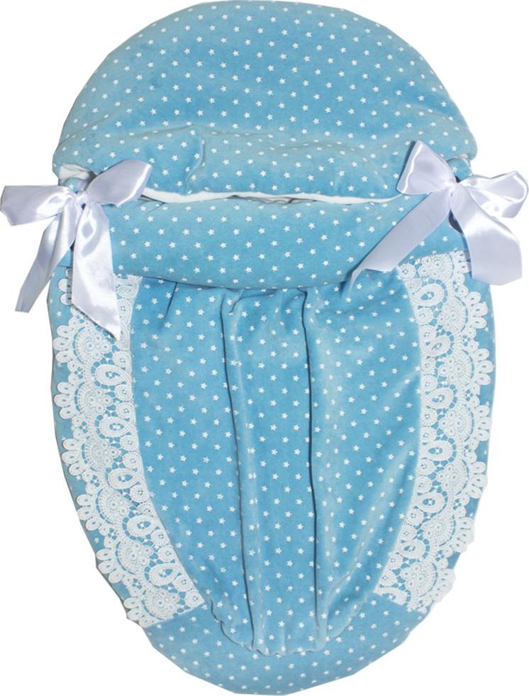 Конверт для прогулок/в коляску Осьминожка комплект одежды для девочки осьминожка дружба цвет молочный розовый т 3122в размер 56