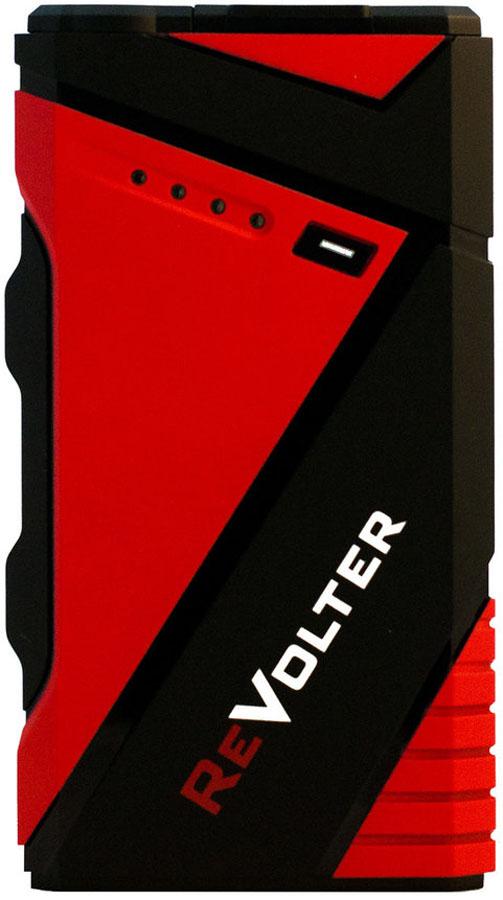 Пуско-зарядное устройство Revolter Tiger, 12000 мА/ч автомобильное зарядное устройство belkin f8j186bt04 c00 кабель usb apple 8 pin розовый