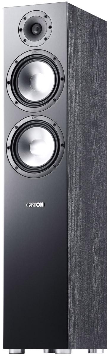 Акустическая система Canton GLE 476.2, Black (1 шт.)