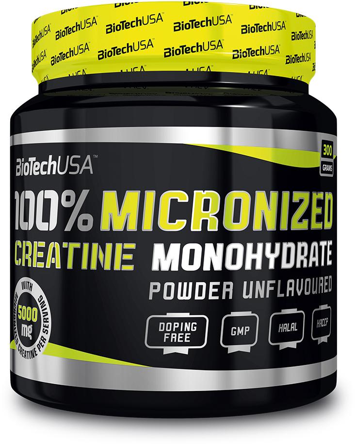Креатин BioTech USA Creatine Monohydrate, 300 г