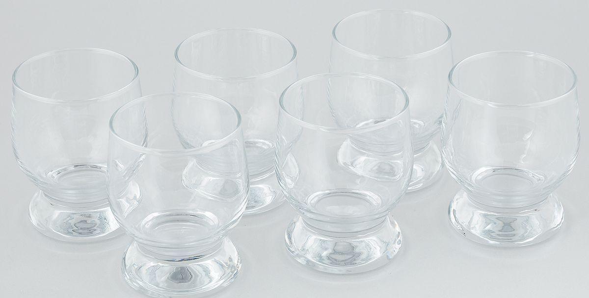 Набор стаканов Pasabahce Aguatiс , цвет: прозрачный, 225 мл, 6 шт42973Набор Pasabahce состоит из шести стаканов, выполненных из силикатного стекла. Изделия предназначены для подачи сока, воды, компота и других напитков. Такие стаканы станут идеальным украшением праздничного стола и отличным подарком к любому празднику.