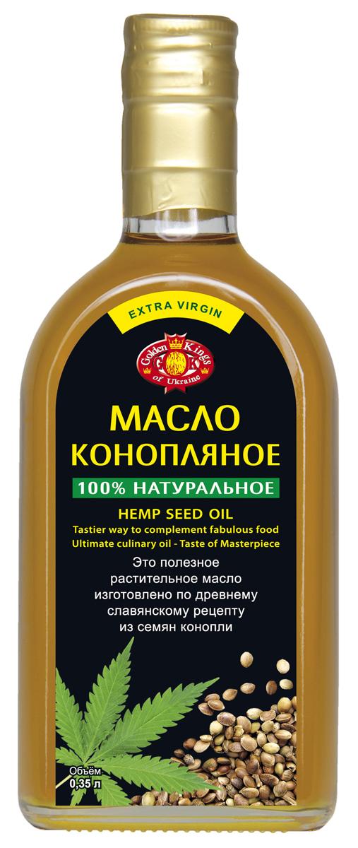 Golden Kings Масло конопляное, 350 мл37Это вкусное и полезное масло изготовлено по древнему славянскому рецепту из семян конопли, придает тонкий, пикантный ореховый привкус многим блюдам. Употребляется как высококачественное растительное масло для заправки салатов, всевозможных овощных блюд, заправки каш, холодных и горячих закусок.