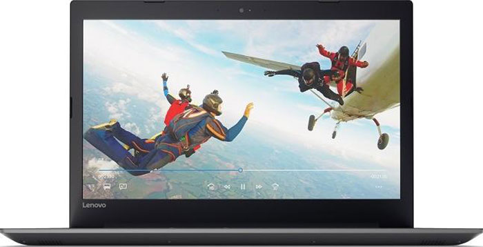 "Ноутбук Lenovo IdeaPad 320-15IKBN, 80XL03U1RU, 15.6"", серый"