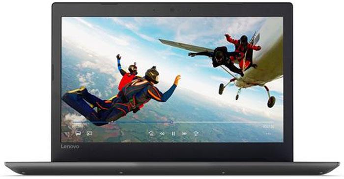 "Ноутбук Lenovo IdeaPad 320-15ISK, 80XH01NKRK, 15.6"", черный"