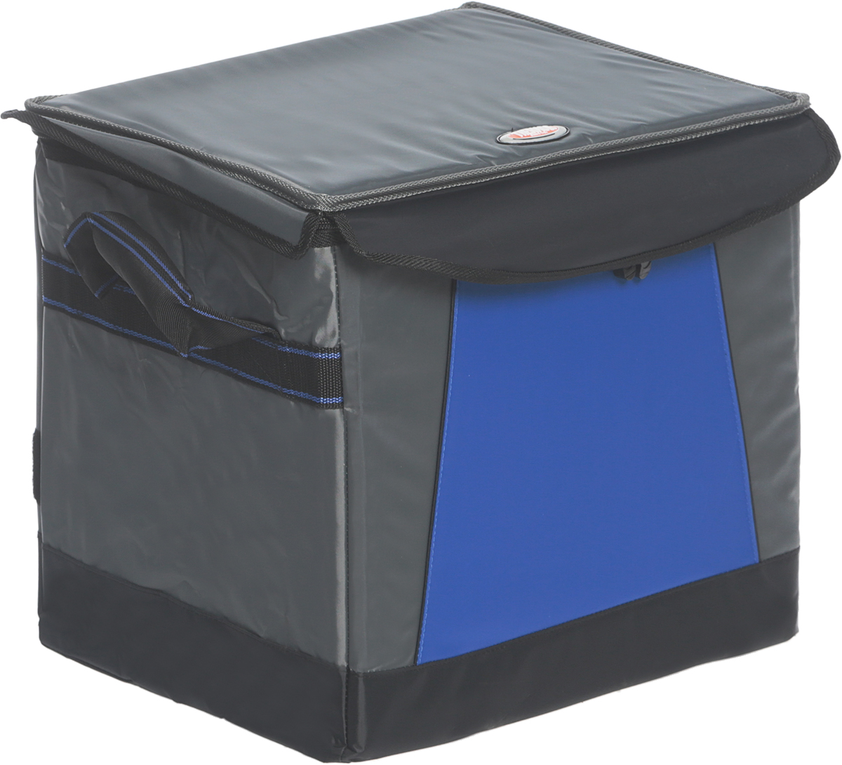 Термосумка Thermos Collapsible Party Chest, складная, цвет: серый, синий, 40 л