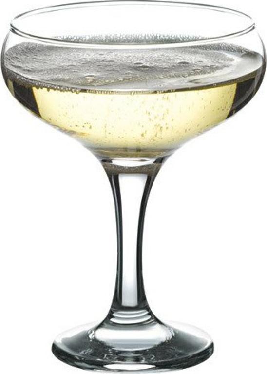 Фото - Набор фужеров для шампанского Pasabahce Bistro , цвет: прозрачный, 275 мл, 3 шт набор бокалов для мартини pasabahce bistro 170 мл