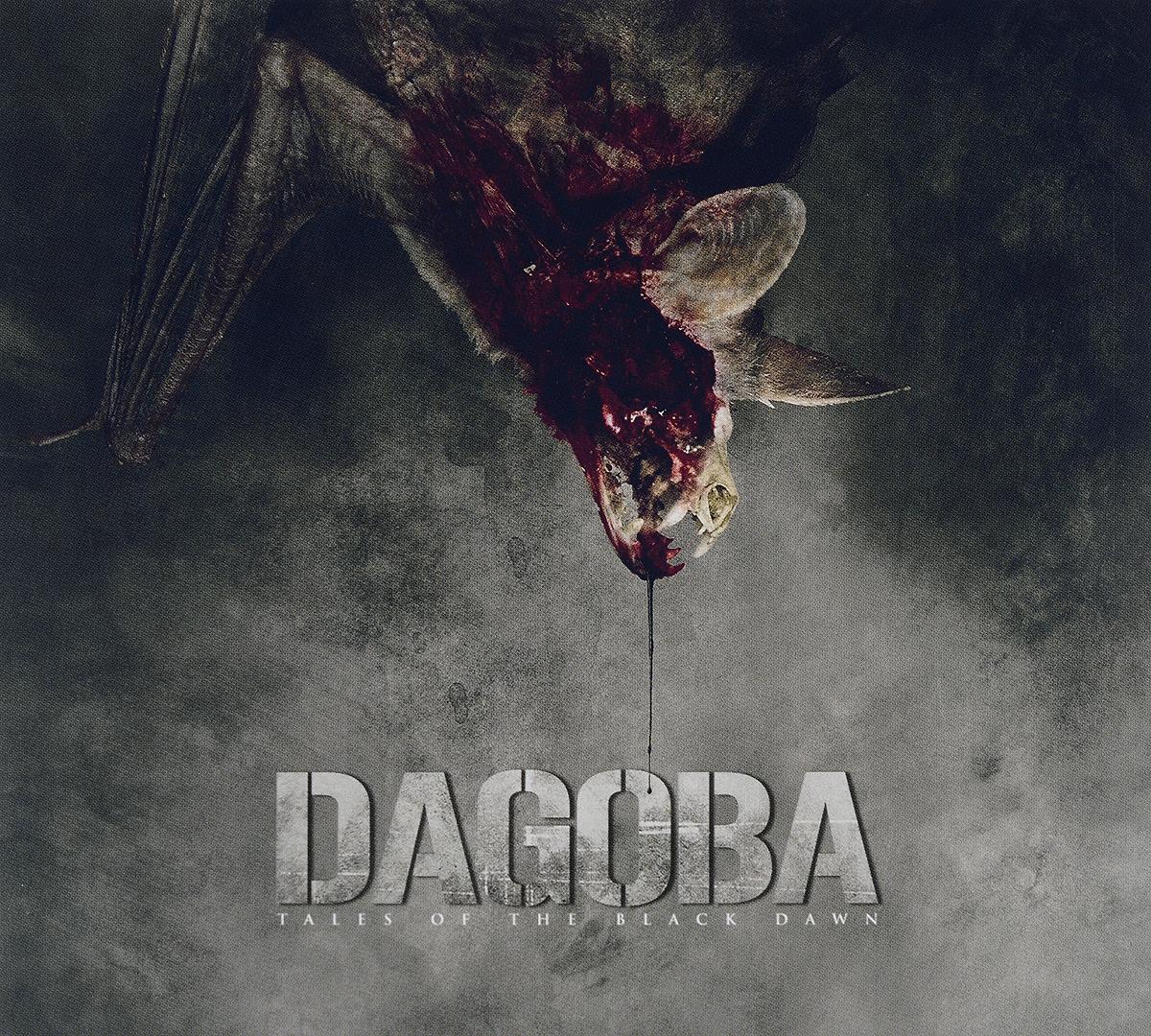 Dagoba Dagoba. Tales Of The Black Dawn (CD) цена