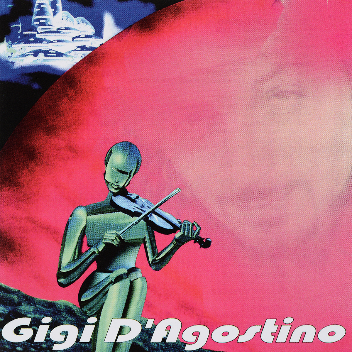 Жижи Д'Агостино Gigi D'Agostino. Gigi D'Agostino (CD) косметика gigi цена