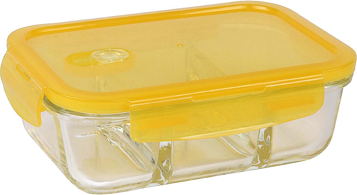 Фото - Контейнер пищевой Rosenberg, цвет: желтый, 1 л контейнер rosenberg 0 8 л