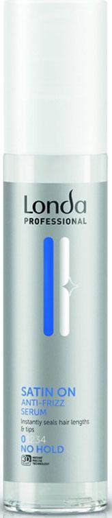 Londa Professional Сыворотка Satin On разглаживающая для волос, 40 мл