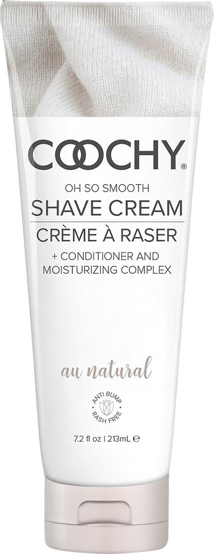 Фото - Coochy Увлажняющий комплекс Au Natural, 213 мл coochy oh so smooth shave cream sweet nectar 15 мл увлажняющий комплекс ароматизированный