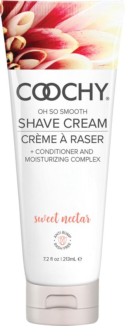 Фото - Coochy Увлажняющий комплекс Sweet Nectar, 213 мл coochy oh so smooth shave cream sweet nectar 15 мл увлажняющий комплекс ароматизированный